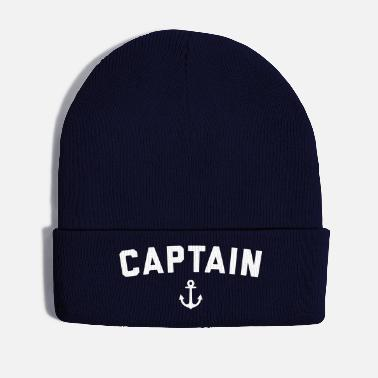 Nautical Captain Nautical Quote - Winter Hat