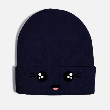 Laugh face laughing - Winter Hat