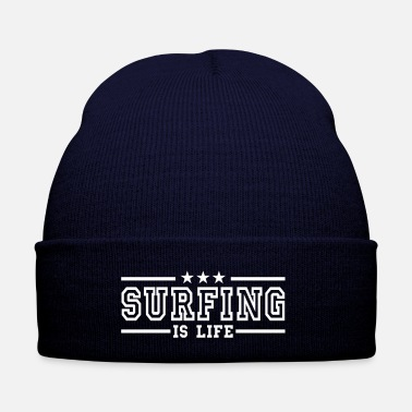 Deluxe surfing is life deluxe - Winterhue