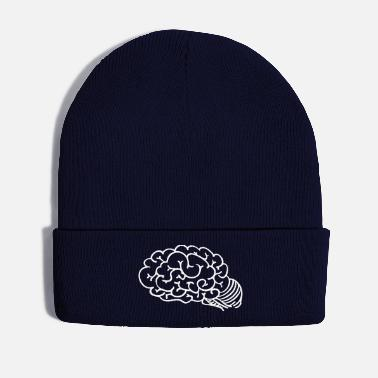 Brain Brain / brain (1c) - Winter Hat