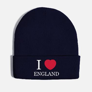 Uk I love england - Winter Hat
