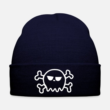 Emo Pirate Skull - Winter Hat