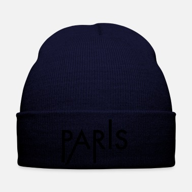 Stand Modern Paris design France gift - Winter Hat