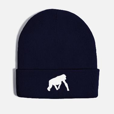 Gorilla gorilla - Winter Hat