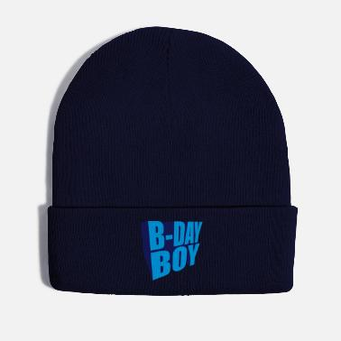 B Day B-day Boy (2c) - Winter Hat