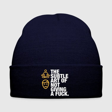 The Subtle Art Of Not Giving A Fuck! - Winter Hat