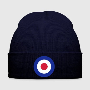 Mods Mod Target United Kingdom Großbritannien Rollerfahrer Scooter Run Beatmusik - Winter Hat
