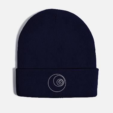 Formula Golden ratio circles / Fibonacci Circles - Winter Hat