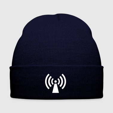 radio / wifi / wireless / signal  - Gorro de invierno