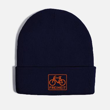 Freedom Bike is Freedom - Winter Hat