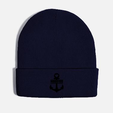 North Sea Anchor North Sea - Winter Hat