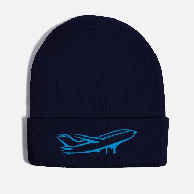 Boing An airplane - Winter Hat