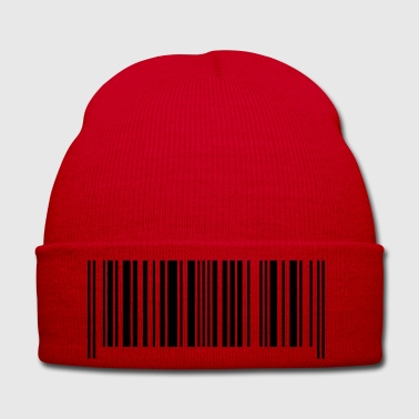 Barcode made in France - Winter Hat