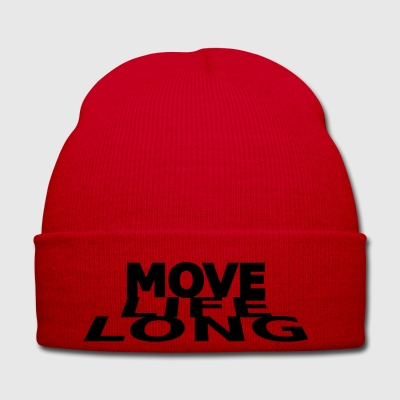 Move life long - Winter Hat