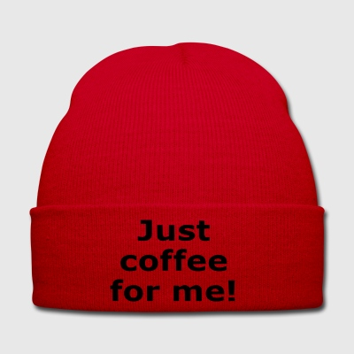 Just Coffee - Winter Hat