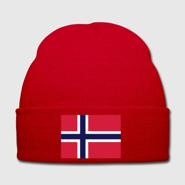 National Flag Of Norway - Winter Hat