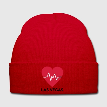 Heart Las Vegas - Winter Hat