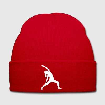 Fitness | Gymnastics | Aerobics | Fit | Trainer Yoga - Winter Hat
