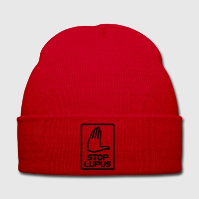 Stop lupus vector - Winter Hat