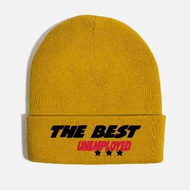 Unemployed The best unemployed - Winter Hat