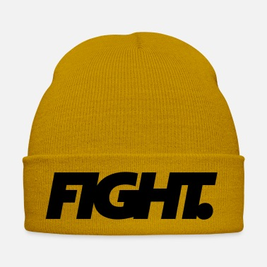 Up Fight - Never Give Up! - Winter Hat