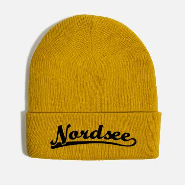 North Sea North Sea Font Retro - Winter Hat