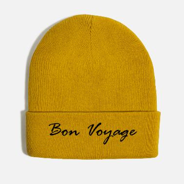 Trip bon voyage / good trip - Winter Hat