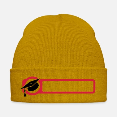 Prom Your text - exam - PhD - graduation - Winter Hat