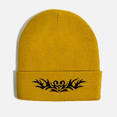 TRIBAL TATTOO FIVE - Winter Hat