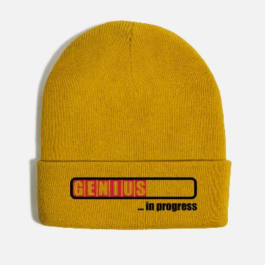Genius Genius in progress - Winter Hat