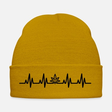 Pothead ECG Weed - Winter Hat
