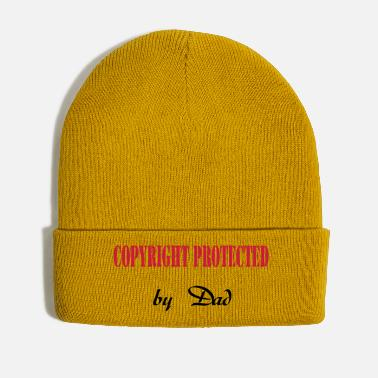 Protection copyright protected by dad - Winter Hat