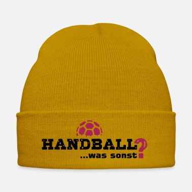 Sieg Handball ... what else text - Winter Hat