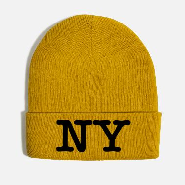 Ny NY New York - Winter Hat