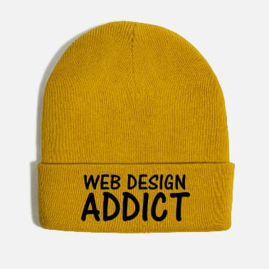 Web web design addict - Winter Hat