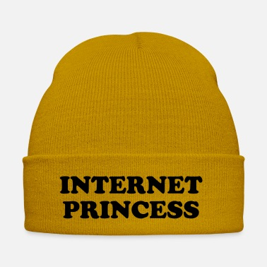 Riche Internet Princess Funny Quote - Bonnet