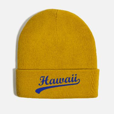 Hawaii Hawaii Scroll - Winter Hat