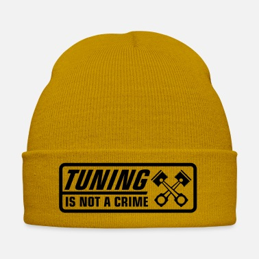 Tuning tuning_is_not_a_crime_f1 - Cappello invernale
