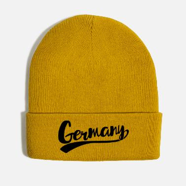 Germany Germany - Germany logo - Winter Hat