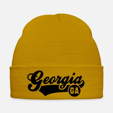 Gas Georgia GA - Winter Hat