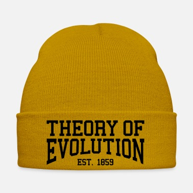 Charles Darwin Theory of Evolution - Est. 1859 (Over-Under) - Winter Hat