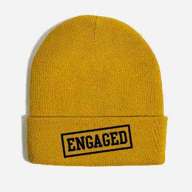 Engagement Engaged Box - Winter Hat