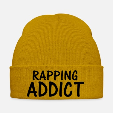 Rap rapping addict - Winter Hat