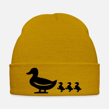Duck Family - Winter Hat