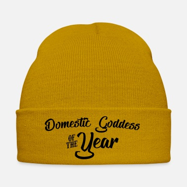 Goddess domestic goddess of the year 2107 2018 2 - Winter Hat
