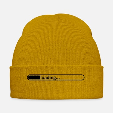 Display Loading bar / / loading / / / / Load loads / / - Winter Hat