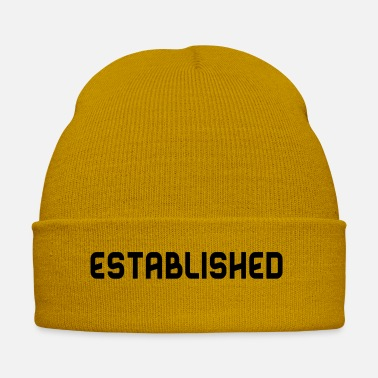 Established Established B - Winter Hat