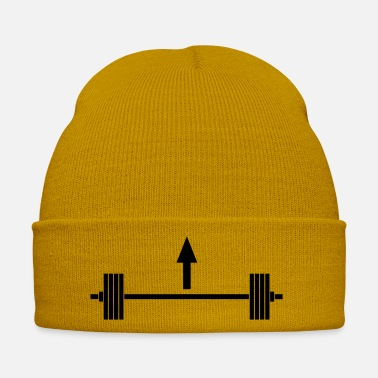 Lift heavy things - Winter Hat