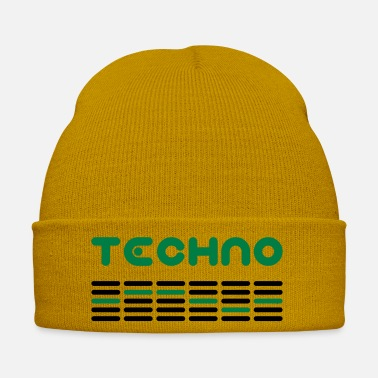 Wear Techno (Club Wear) - Cappello invernale