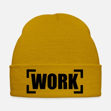 Worker Work - Bonnet